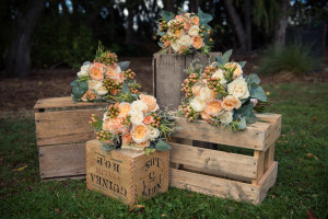 wedding flowers Ruth Orange Floral Design