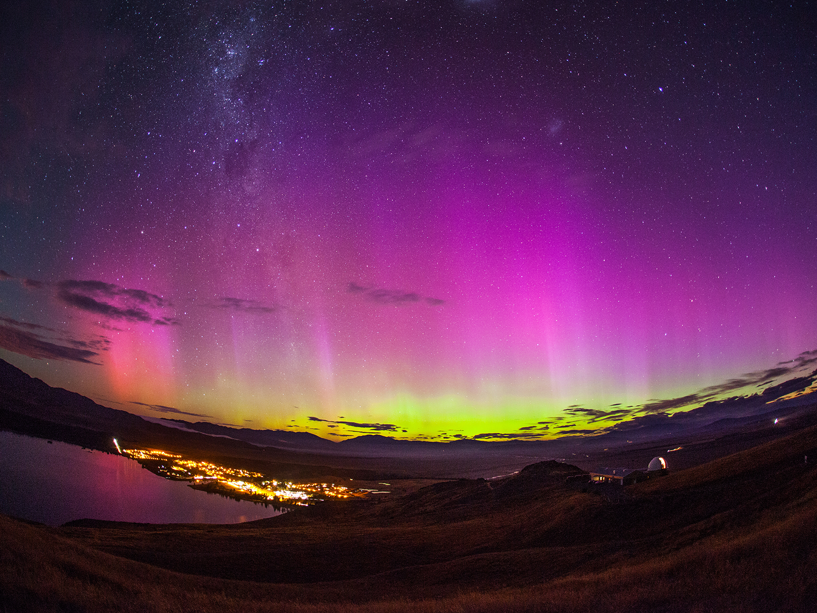 Keen stargazers will see amazing constellations that can only be seen in the southern hemisphere, including the Southern Cross, to the Magellanic Clouds and ...