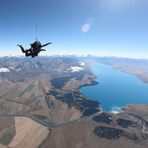 #11 – Epic Skydiving